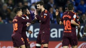 Малага - Барселона 0:2