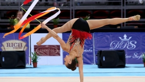 СК по художествена гимнастика - Индивидуално - лента и бухалки
