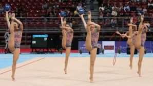СК по художествена гимнастика - Многобой
