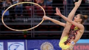 Финално участие на СК по художествена гимнастика - Индивидуално