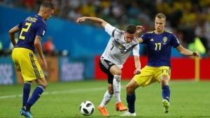 Германия - Швеция 2:1