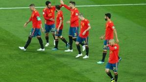 Испания - Мароко 2:2