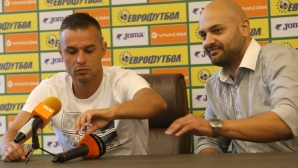 Представяне на националния тим за ЕП по минифутбол в Украйна
