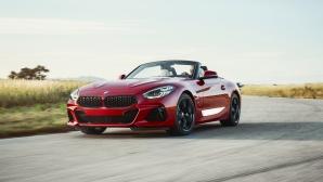 Световна премиера на новото BMW Z4 в Пебъл Бийч