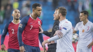 Норвегия - България 1:0