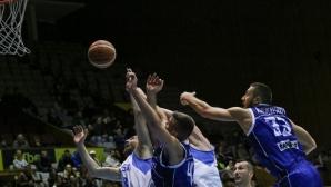 Левски Лукойл - Рилски Спортист 105:84
