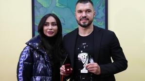 Наградиха Валери Божинов за футболист на месец ноември