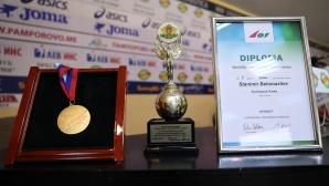 Големи именици в българския спорт дадоха пресконференция