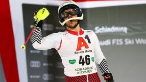 Страхотен Алберт Попов с ново рекордно класиране за Световната купа
