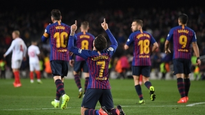 Барселона - Севиля 6:1