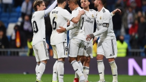 Реал Мадрид - Алавес 3:0