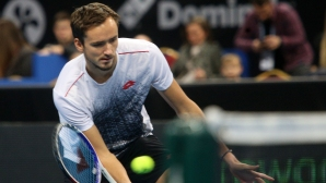Мартин Клижан - Даниил Медведев - Sofia Open 2019