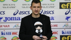 Тодор Неделев е футболист на месеца