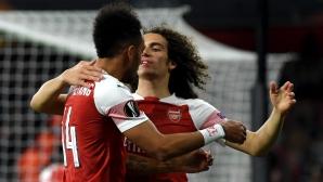 Арсенал - БАТЕ 3:0