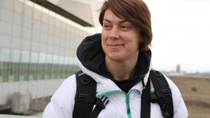 Радослава Мавродиева замина за Европейското в Глазгоу
