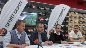 Пресконференция за състезанията от веригата Рън България 2019