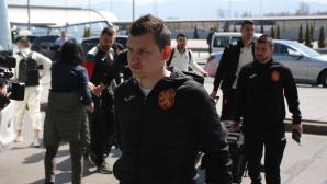 Националният ни отбор по футбол лети за Косово
