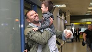 Тервел Пулев се прибира от Америка