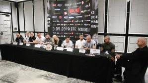 MAX FIGHT 42 - пресконференция