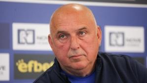 Пресконференция на Георги Тодоров преди мача с Черно Море