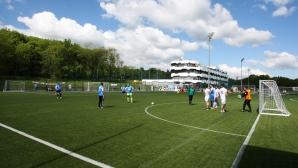 Дипломатически турнир по футбол в подкрепа на правата на човека
