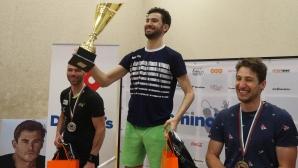 Финали на скуош турнира Domino's PSA Cup