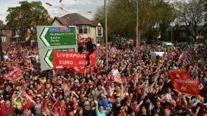 Шампионският парад на Ливърпул