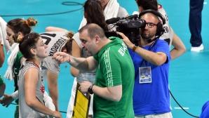 Волейболистките ни загубиха и от Италия