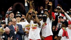 Торонто Раптърс пренаписа историята на НБА!