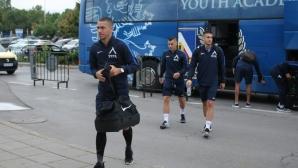 Левски заминава за Словакия