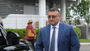 Младен Маринов се срещна с професионалните футболни съдии