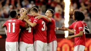 Манчестър Юнайтед - Лийдс 4:0
