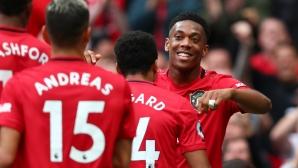Манчестър Юнайтед - Челси 4:0