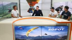 Весо Овчаров, Игор и Ник гостуват в студиото на Sportal.bg