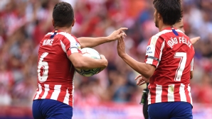 Атлетико Мадрид - Ейбар 3:2