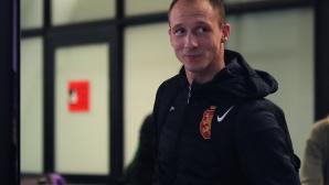 Част от НО по футбол се прибра в България