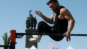 Световната купа по стрийт фитнес с участието на Йордан Йовчев