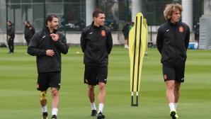 Трима от националите с интервюта преди мачовете с Черна гора и Англия