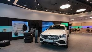 Силвър Стар представи нова концепция на Mercedes-Benz за региона