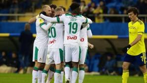 Ростов - Локомотив (М) 1:3