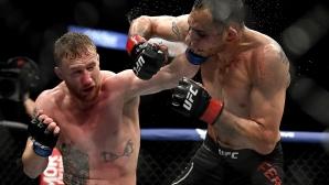 Джъстин Гейджи преби Тони Фъргюсън на UFC 249