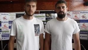 "Андреа Христов и Александър Бранеков гости в студио ""Дерби"""