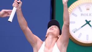 Феноменална Пиронкова грабна нова победа на US Open