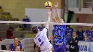 Георги Сеганов игра силно, но Тренто победи Чистерна