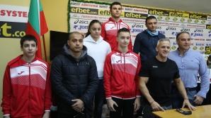 България с великолепно представяне на Европейското първенство по спортна гимнастика