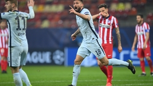 Атлетико М - Челси 0:1