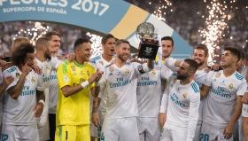 Реал Мадрид би Барса два пъти за три дни и вдигна Суперкупата на Испания