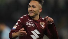 Червен картон помогна на Торино да пребори Лацио