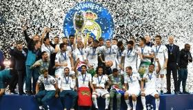 Реал Мадрид с трети пореден и общо 13-и трофей от Шампионската лига
