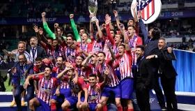 Атлетико удари Реал за Суперкупата на Европа